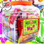 懐かしの駄菓子ボックス定期便サービススタート