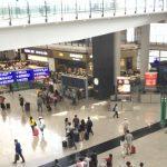 空港フードコート改装計画 1200席にリニューアル
