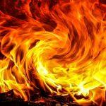 沙田の住宅で火災 PCショートが原因