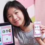 13歳で休学して起業、CEOに  開発した学習アプリが人気