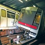 セントラル駅で車両が衝突 開業40年、初めてのケース