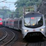 悪天候が影響でダイヤ乱れ  広九列車が最大3時間遅延