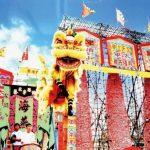 長洲太平清醮に2万5千人 前年比29%増加でにぎわう