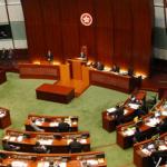 逃亡犯引き渡し条例」改正 議会混乱で主席選定できず
