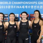 水泳界のリトル・マーメイド 香港から東京五輪出場決定