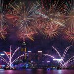 10/1国慶節の花火中止に 成立70周年も安全を考慮し