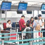 キャセイ航空10月決算報告 旅客数は前年比7・1%減少