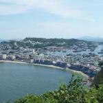 長洲島で震度1・4の地震 「ポンと破裂するような音」