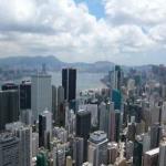 早朝の香港揺れる 珠海地震の影響で